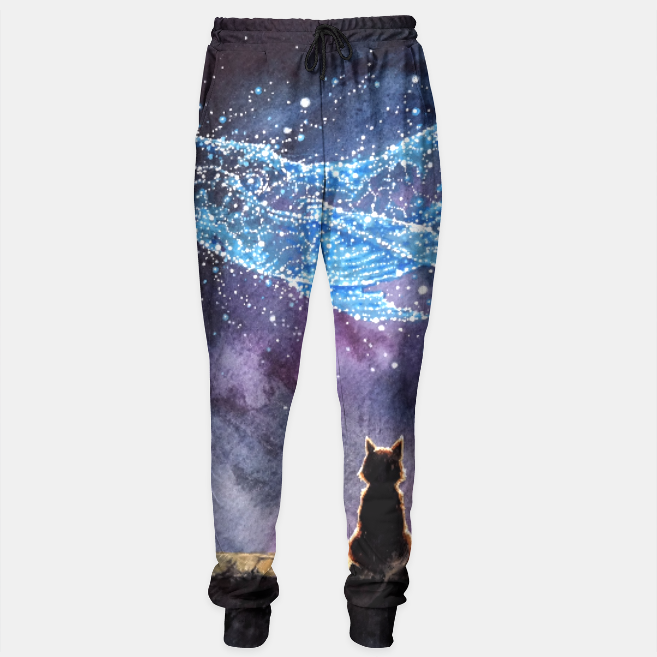 Image of Episode3 Whale Sweatpants - Live Heroes