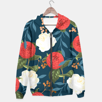Thumbnail image of Floral Obsession V2 Hoodie, Live Heroes