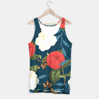 Thumbnail image of Floral Obsession V2 Tank Top, Live Heroes