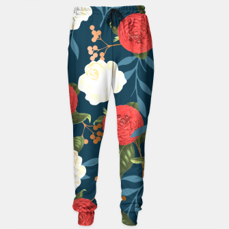 Thumbnail image of Floral Obsession V2 Sweatpants, Live Heroes
