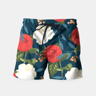 Thumbnail image of Floral Obsession V2 Swim Shorts, Live Heroes