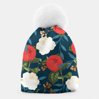 Thumbnail image of Floral Obsession V2 Beanie, Live Heroes