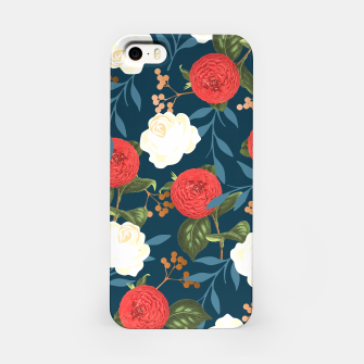Thumbnail image of Floral Obsession V2 iPhone Case, Live Heroes