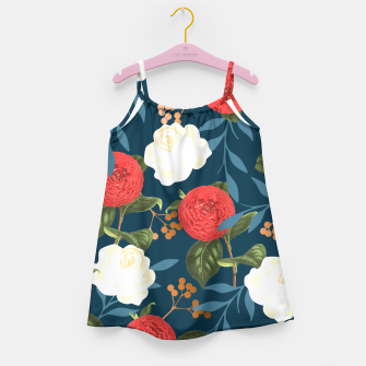 Thumbnail image of Floral Obsession V2 Girl's Dress, Live Heroes