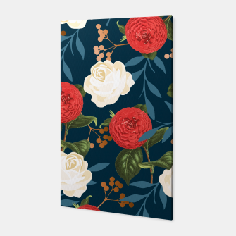 Thumbnail image of Floral Obsession V2 Canvas, Live Heroes
