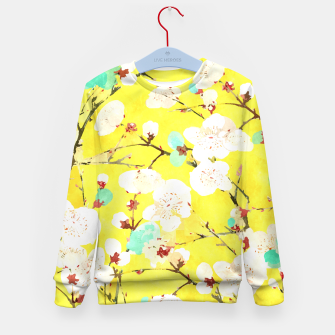 Cherry Blossom Kid's Sweater thumbnail image