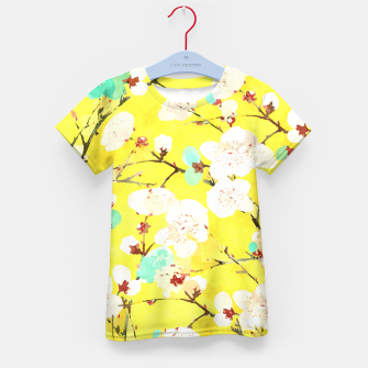 Cherry Blossom Kid's T-shirt thumbnail image