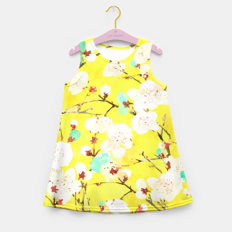 Cherry Blossom Girl's Summer Dress thumbnail image
