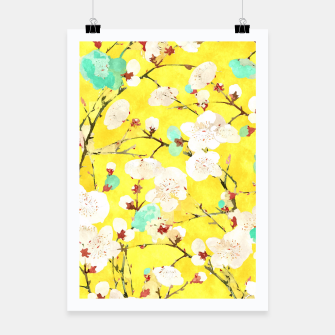Thumbnail image of Cherry Blossom Poster, Live Heroes
