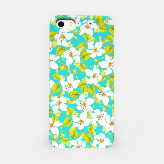 Thumbnail image of White Floral iPhone Case, Live Heroes