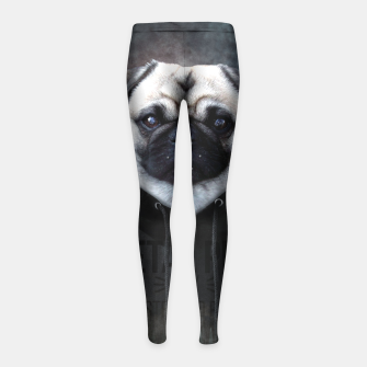 Metal Pug Kinder-Leggins thumbnail image