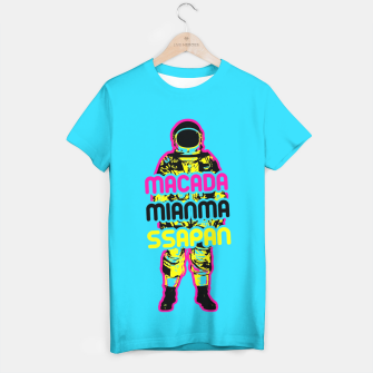Thumbnail image of Spaceman MM Camiseta, Live Heroes