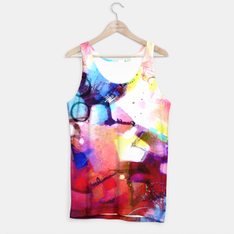 Miniaturka The Philosophy Of Dawn Tank Top, Live Heroes