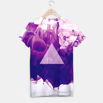 Thumbnail image of Purple Ink T-shirt, Live Heroes