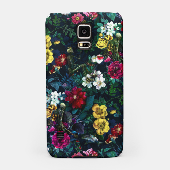 Thumbnail image of Flowers and Skeletons Samsung Case, Live Heroes
