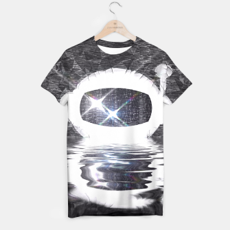 Thumbnail image of Parched Spaceman T-shirt, Live Heroes