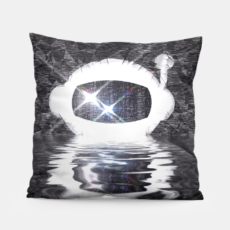 Thumbnail image of Parched Spaceman Pillow, Live Heroes