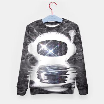 Thumbnail image of Parched Spaceman Kid's Sweater, Live Heroes