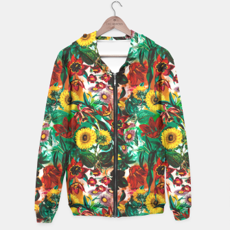 Thumbnail image of Multicolor Exotic Pattern Hoodie, Live Heroes