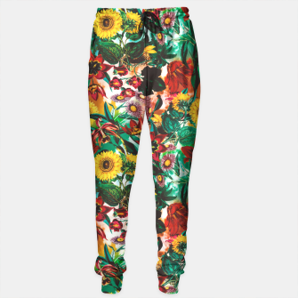 Thumbnail image of Multicolor Exotic Pattern Sweatpants, Live Heroes