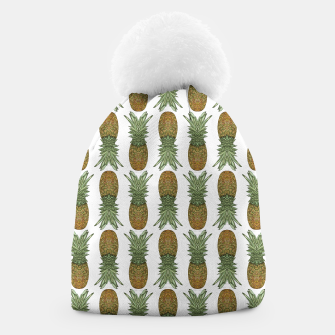Thumbnail image of Pineapples Beanie, Live Heroes