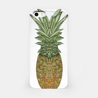 Thumbnail image of Pineapples iPhone Case, Live Heroes