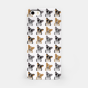 Thumbnail image of Welsh Corgies iPhone Case, Live Heroes
