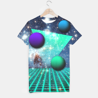 Thumbnail image of Space Age T-shirt, Live Heroes