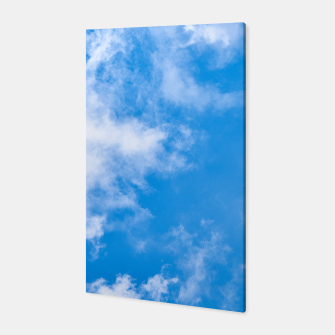 Thumbnail image of Summer Clouds Canvas, Live Heroes
