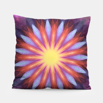 Thumbnail image of Flowernova Pillow, Live Heroes