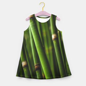 Imagen en miniatura de Bamboo Girl's Summer Dress, Live Heroes