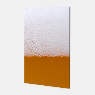 Thumbnail image of Beer foam Canvas, Live Heroes