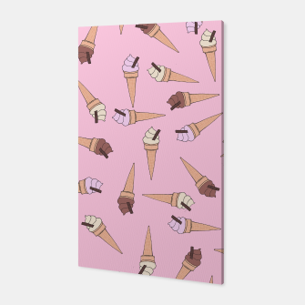 Thumbnail image of Ice Cream Fun Canvas, Live Heroes