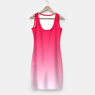 Thumbnail image of Red Light Ombre Simple Dress, Live Heroes