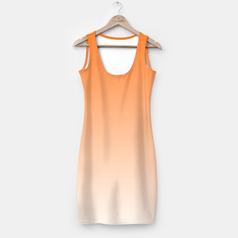 Thumbnail image of Orange Light Ombre Simple Dress, Live Heroes