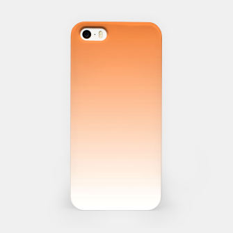 Thumbnail image of Orange Light Ombre iPhone Case, Live Heroes
