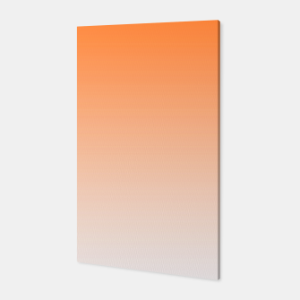 Thumbnail image of Orange Light Ombre Canvas, Live Heroes