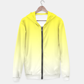 Thumbnail image of Yellow Light Ombre Hoodie, Live Heroes