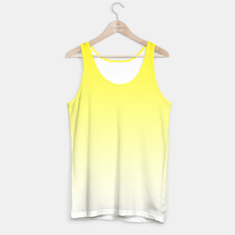 Thumbnail image of Yellow Light Ombre Tank Top, Live Heroes
