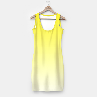 Thumbnail image of Yellow Light Ombre Simple Dress, Live Heroes