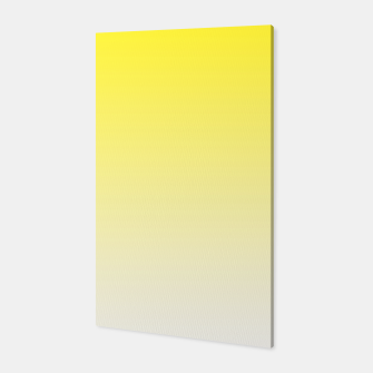 Thumbnail image of Yellow Light Ombre Canvas, Live Heroes