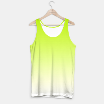 Thumbnail image of Lime Green Light Ombre Tank Top, Live Heroes