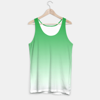 Thumbnail image of Green Light Ombre Tank Top, Live Heroes