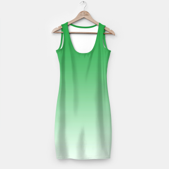 Thumbnail image of Green Light Ombre Simple Dress, Live Heroes