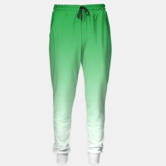 Thumbnail image of Green Light Ombre Sweatpants, Live Heroes