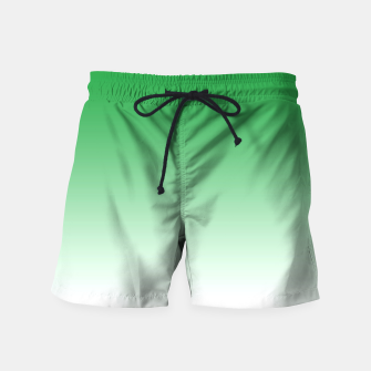 Thumbnail image of Green Light Ombre Swim Shorts, Live Heroes
