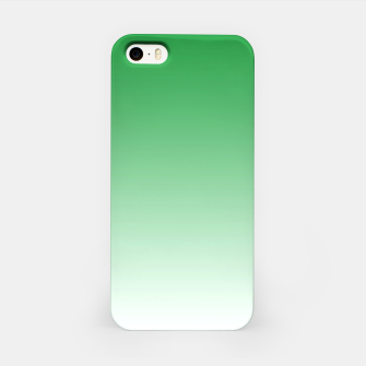 Thumbnail image of Green Light Ombre iPhone Case, Live Heroes