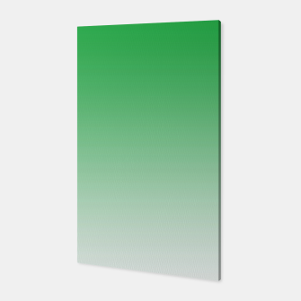 Thumbnail image of Green Light Ombre Canvas, Live Heroes