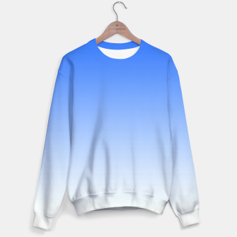 Thumbnail image of Blue Light Ombre Sweater, Live Heroes