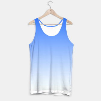 Thumbnail image of Blue Light Ombre Tank Top, Live Heroes